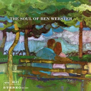Ben Webster: The Soul Of Ben Webster (45rpm-edition)