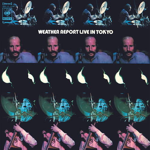 Weather Report Live In Tokyo