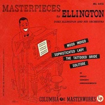 Duke Ellington: Masterpieces By Ellington (45rpm-edition)
