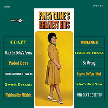 Patsy Cline: Greatest Hits (33rpm-edition)