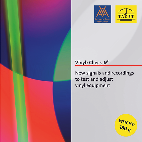 Vinyl: Check
