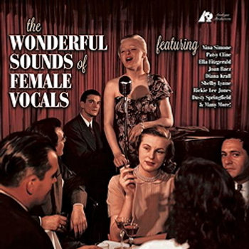 The Wonderful Sounds of Female Vocals