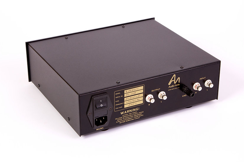RZero RIAA Pre-Amplifier