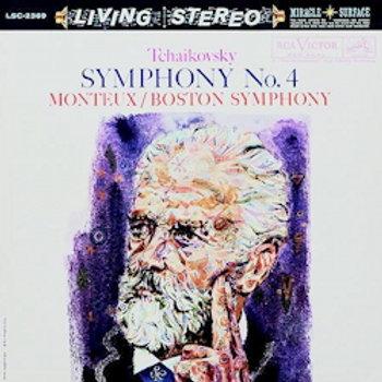 Tchaikovsky: Symphony No. 4