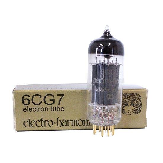 6CG7 Electro-Harmonix Gold