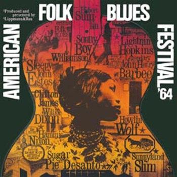 American Folk Blues Festival 1964