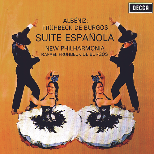 Albéniz: Suite española