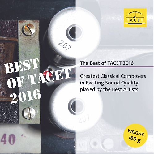 The Best Of Tacet 2016