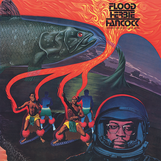 Herbie Hancock: Flood