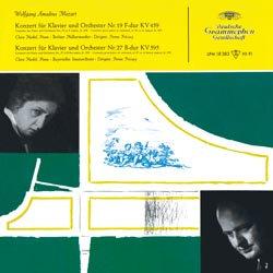 Mozart : Piano Concertos Nos. 19 & 27