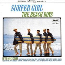 The Beach Boys: Surfer Girl (45rpm-edition)