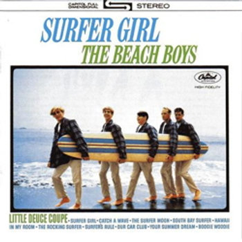 The Beach Boys: Surfer Girl (mono-edition)