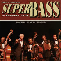 Ray Brown : Super Bass