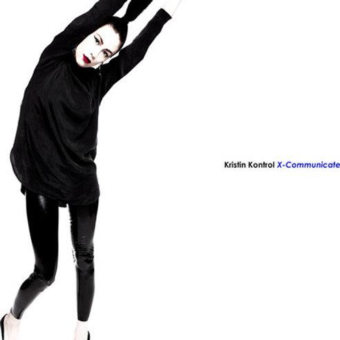 Kristin Kontrol - X-Communicate - Cassette