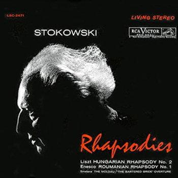 Stokowski Rhapsodies
