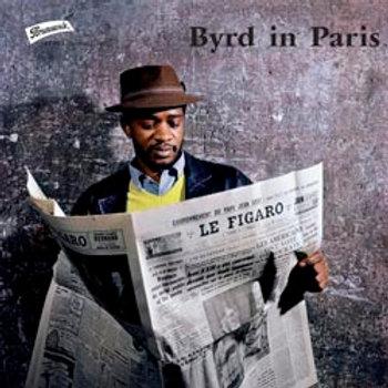 Donald Byrd: Byrd In Paris