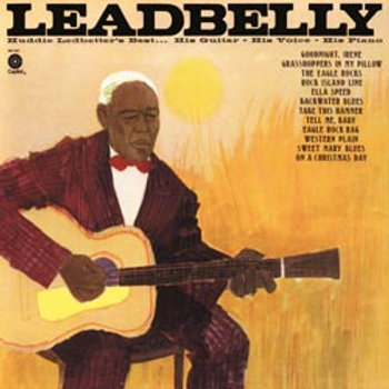 Leadbelly: Huddie Leadbetter's Best