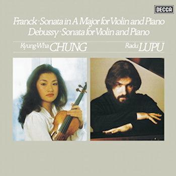 Frank, Debussy: Sonatas for violin and piano