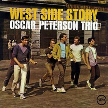 Oscar Peterson: West Side Story (45rpm-edition)