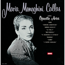 Maria Callas : Operatic Arias