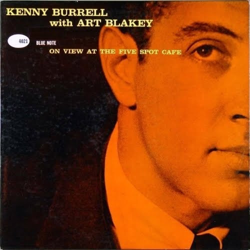 Kenny Burrell at the Five Spot Café