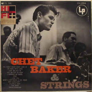 Chet Baker & Strings