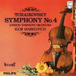 Tchaikovsky : Symphony No. 4
