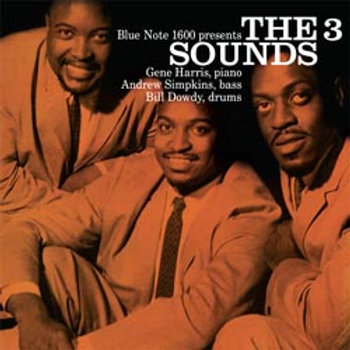 The 3 Sounds: Introducing The 3 Sounds (45rpm-edition)