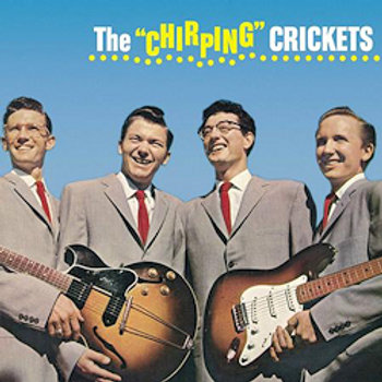 Buddy Holly: The Chirping Crickets