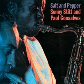 Sonny Stitt & Paul Gonsalves: Salt And Pepper (45rpm-edition)