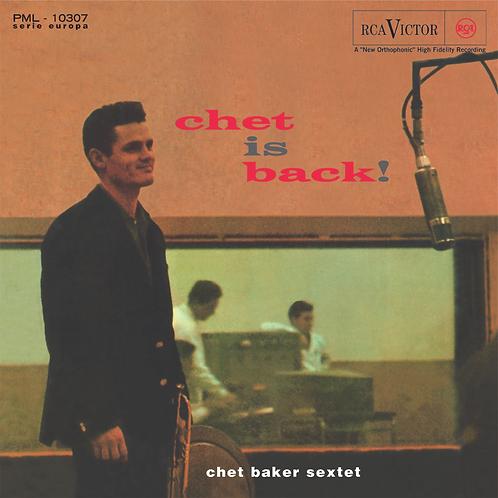 Chet Baker Sextet: Chet Is Back