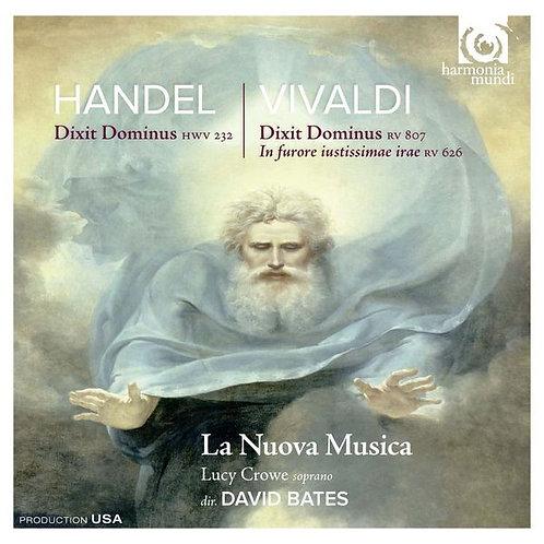 Handel : Dixit Dominus - Vivaldi : Dixit Dominus, In furore iustissimae irae