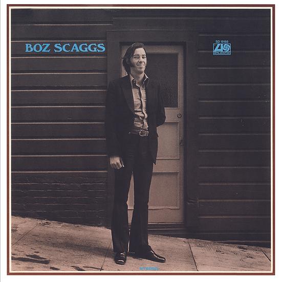 Boz Scaggs: s/t
