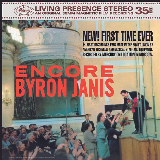 Byron Janis: Encore!