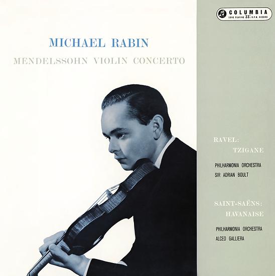 Mendelssohn : Violin Concerto