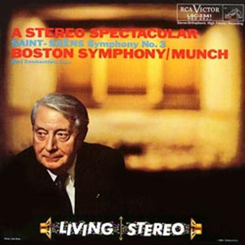 Charles Munch: A Stereo Spectacular