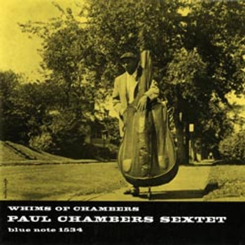 Paul Chambers: Whims Of Chambers (45rpm-edition)