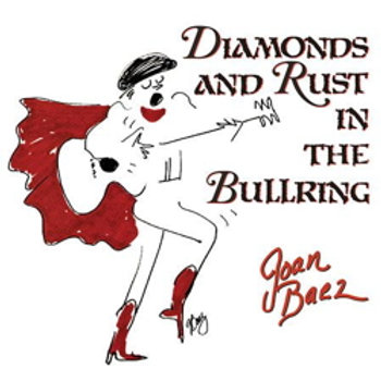Joan Baez: Diamonds And Rust In The Bullring (45rpm-edition)
