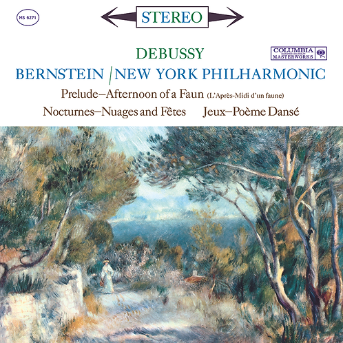 Debussy: Afternoon Of A Faun, a.o.