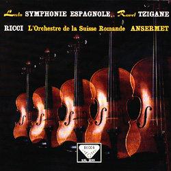 Lalo : Symphonie Espagnole