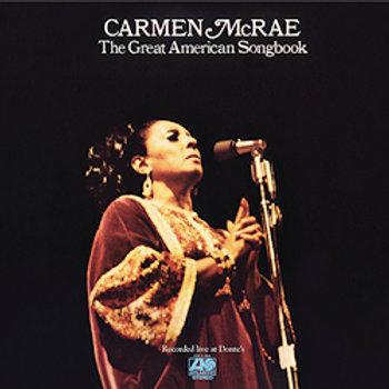 Carmen McRae: The Great American Songbook