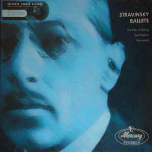 Stravinsky : Ballets