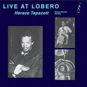 Horace Tapscott: Live At Lobero