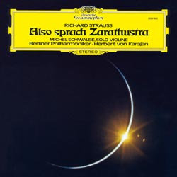 Strauss : Also Sprach Zarathustra