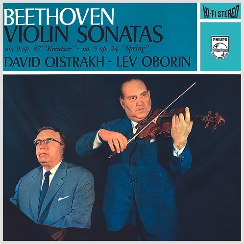 Beethoven: Violin Sonatas Nos. 5 & 9