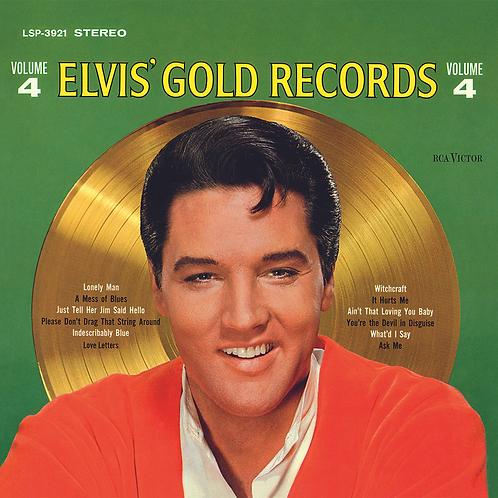 Elvis Presley: Gold Records Vol. 4