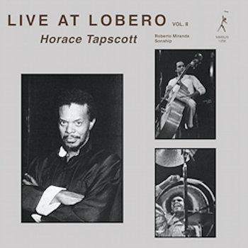 Horace Tapscott: Live At Lobero Vol. 2