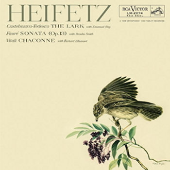 Fauré: Sonata No. 1 a.o. works