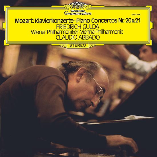 Mozart: Concertos for Piano and Orchestra Nos. 20 & 21