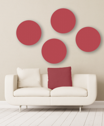 Circle-acoustic-panels-pitlochry-red-wit